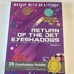 35 eyeshadows palette - Rude Cosmetics